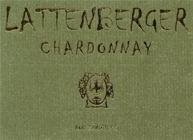 Lattenberger Chardonnay 75cl