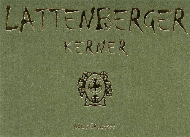 Lattenberger Kerner 50cl