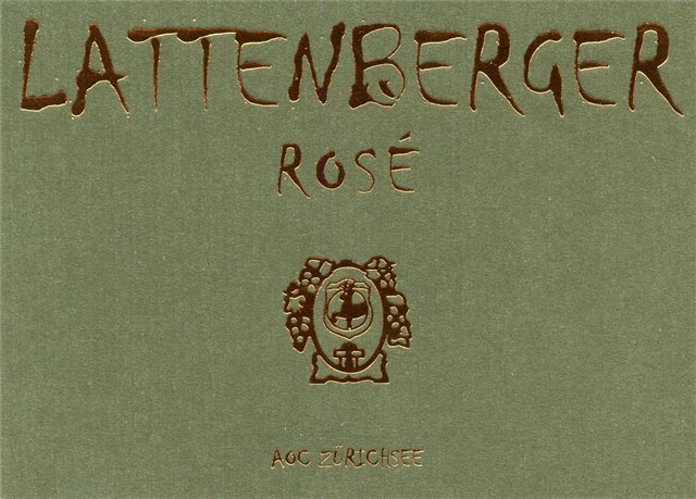 Lattenberger Rosé 50cl
