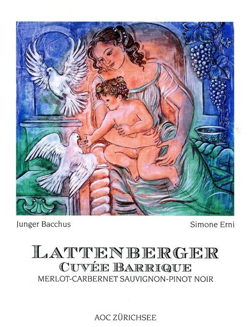 Lattenberger Cuvée Barrique 75cl